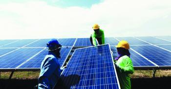 12 مليون فرصة عمل يوفرها قطاع الطاقة المتجددة عالميا