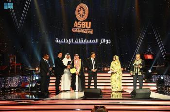 المملكة تتوج بـ 7 جوائز في مهرجان «الإذاعة والتلفزيون» بتونس