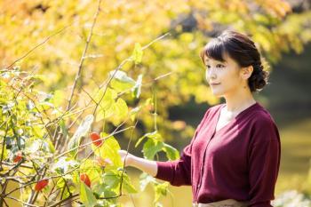 أميرة يابانية تحتفل بآخر عيد ميلاد قبل أن تصبح مواطنة عادية