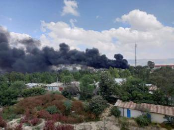 تحذيرات أممية من التصعيد في تيجراي بعد عودة طائرة إغاثة