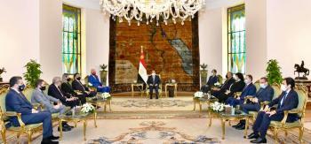 مصر وألبانيا تؤكدان أهمية الحفاظ على استقرار «شرق المتوسط»