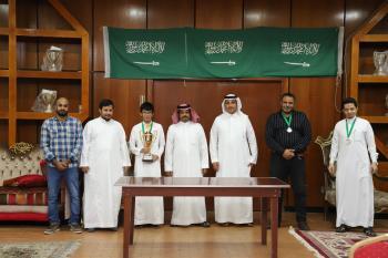 اختتام بطولة نادي الأنصار الثالثة للشطرنج للمحترفين