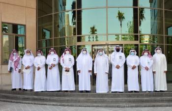 اتفاقية تعاون لتبادل الخبرات بين جامعتي الإمام عبد الرحمن وشقراء