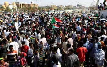 عاجل : التعاون الإسلامي: نتابع بانشغال تطورات الوضع في السودان