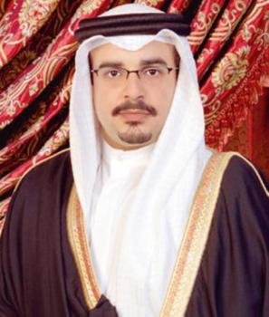 عاجل : ولي عهد البحرين يصل الرياض للمشاركة في قمة الشرق الأوسط الأخضر