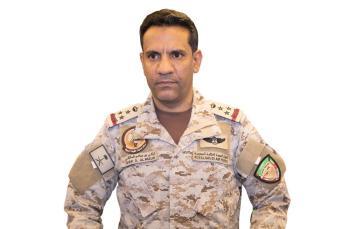 عاجل.. التحالف: تدمير 13 آلية للحوثي ومقتل 105 عنصراً إرهابياً