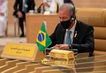 وزير المناجم والطاقة البرازيلي: المبادرة تؤكد التزام السعودية بالتنمية البيئية المستدامة