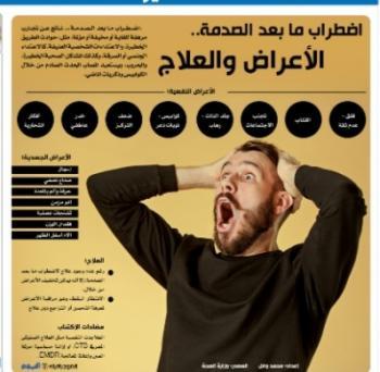 اضطراب ما بعد الصدمة.. الأعراض والعلاج