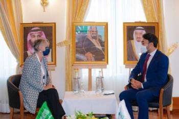 الفيصل يجتمع مع جوعان.. ويلتقي رؤساء عدد من اللجان الأولمبية الدولية
