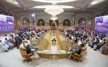 بيان قمة «الشرق الأوسط الأخضر» : القادة استعرضوا البرامج والمشاريع التي أعلنتها المملكة