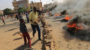 مقتل سبعة وإصابة 140 في احتجاجات السودان