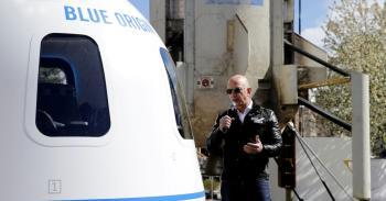 بلو أوريجن تخطط لإطلاق محطتها الفضائية بحلول نهاية العقد