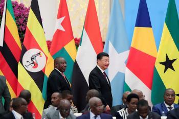ملتقى «الصين وأفريقيا» فرصة بكين لتدارك علاقتها مع القارة