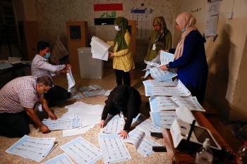 الانتخابات العراقية أسقطت أحزاب الميليشيات