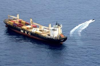روسيا تحبط هجوما لقراصنة على سفينة حاويات قبالة نيجيريا