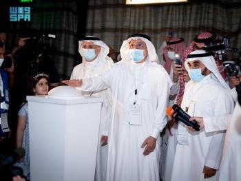افتتاح المؤتمر التقني التاسع وتوقيع الاتفاقيات برعاية وزير التعليم