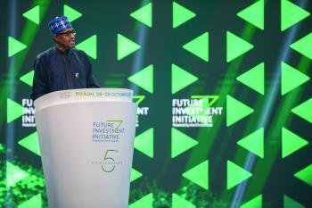 رئيس نيجيريا: المبادرة تدعم التطور والازدهار بالعالم