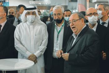 السفير «الصقر» يفتتحجناح المملكة في معرض الاتحاد التونسي للفلاحة