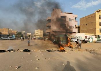 مجلس الأمن يخفق في الخروج ببيان مشترك بشأن السودان