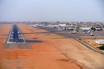 الطيران السوداني : إعادة فتح مطار الخرطوم الساعة 4 مساء