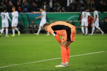 جلادباخ يطيح ببايرن من كأس ألمانيا بخماسية مذلة