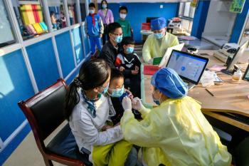 حالة تأهب قصوى في الصين لمكافحة عودة كوفيد-19