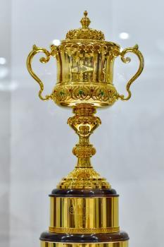 رئيس هيئة الفروسية يُعلن إطلاق النسخة الثالثة لكأس السعودية2022 بجوائز 35.1 مليون دولار