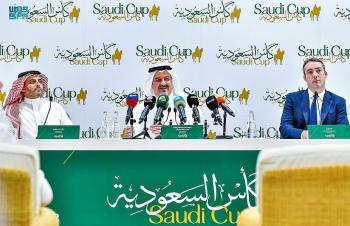 المملكة تُطلق النسخة الثالثة من أغلى سباقات الخيل في العالم