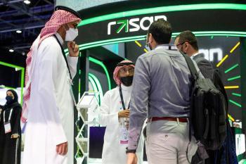 مشاركة فاعلة لـ رسن السعودية في فعاليات معرض جيتكس 2021